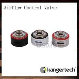 Wholesale Kangertech Airflow Control Valve Base For Kanger Subtank Mini Atomizer Subtank Plus Clearomizer Original