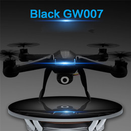 Wholesale 2015 GW007 camera drone VS X5C Quadcopter G channels Axis RTF drones with MP MP flying drone camera