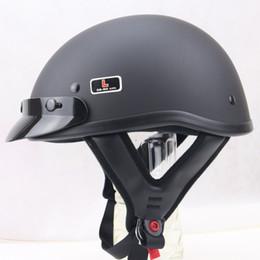 Paquet de courrier de la guerre mondiale casque allemand Casque allemand Harley KuaZi équipement demi-casque les amateurs militaires peuvent gros à partir de équipements d'emballage fabricateur