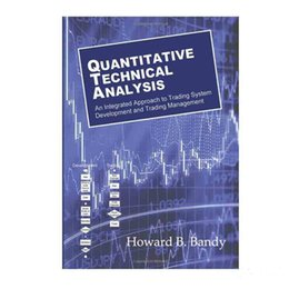 Wholesale 100Pcs New Book Quantitative Technical Analysis An integrated approach to trading system by Dr Howard B Bandy