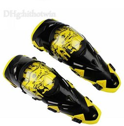 Wholesale Best sell pair knee motorcycle protection Knee pads racing protective gear guards