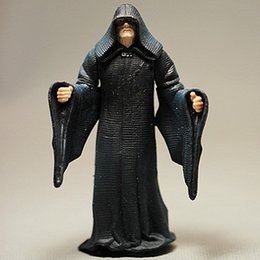Wholesale Animation Garage Kid Star Wars Children Toys Action Figure PVC Dolls Biggest Villain Palpatine Model Decoration Best Gifts