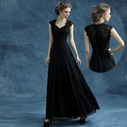 Wholesale Kate Middleton Sheath Dress - 59$ 2015 Cheap Black Cap Sleeves A Line Lace Evening Dresses Zip Kate Middleton Plus Size Party Prom Gowns Celebrity Runway Formals Dress