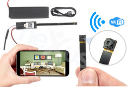 New Arrival Wifi IP HD 720P DIY Module Wireless Hidden Security Spy Mini Camera For Android iOS Long time working Digital Video recorder