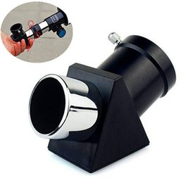 Wholesale New mm inches Degree Refractor Erecting Prism eyepiece for Astronomical Telescope
