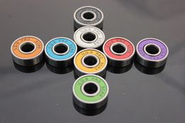 Wholesale ILQ Scooter Roller Skate Bearing Speed Skating Shoes Banana Board Bearing x7x8mm