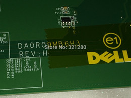Wholesale Videp Chip GT M DA0R09MB6H3 REV H LAPTOP MOTHERBOARD For Dell Inspiron R Notebook P0M