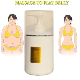 Wholesale 500ml Advanced Abdomen Fat Cellulite Burner Belly Shaping Slimming Cream Gel stomach fat but thin get flat stomach