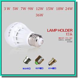 Wholesale Hot LED Bulbs Globe Bulbs Lights W W W W w SMD LED V AC Light Bulbs Super Bright Light Bulb Energy saving Light Lamp