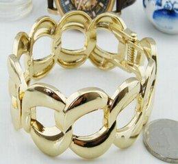 Inventario libre en venta--Al por mayor libre del envío - pulsera al por mayor versión coreana de Qingdao inventario de 2015 nueva pulsera de oro
