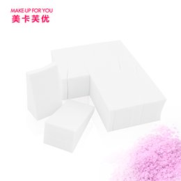 Wholesale Parallel chord cosmetic sponge powder puff ve skin friendly cotton pad latex foundation tools