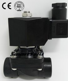 Wholesale DN15 ASCO AS8210G2 plastic material water Solenoid Valve Normally Closed W160 P NBR DC24V AC110V AC220V