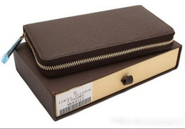 Wholesale Hot Sell and retail new PU Leather mens and womens wallets purse card Holders color for pick handbags1979