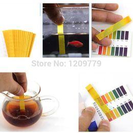 Wholesale 160 Strips Full Range pH Alkaline Acid Test Paper Water Litmus Testing Kit IB009 W0