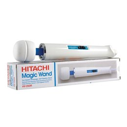 Hitachi Magic Wand Massager AV Vibrator Personal Full Body HV-250R 110-240V Electric Massager US EU AU UK Plug
