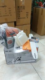 Wholesale MS381chain saw with quot bar st saw chain packing in one big box more cheaper price
