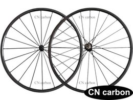 1270g only 24mm Clincher carbon bicycle wheelset   1060g only 24mm Tubular carbon bike road wheels