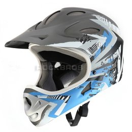 GIANT Outdoor Sports Factor Bike Bicycle Helmet Downhill DH Cycling Helmet 2Size 50-54cm 54-58cm Blue