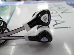 Hot Earphone Best Quality SOUL by Ludacris uttra Dynamic In-ear Headphones by Ludacris for mp3 mp3 phones DHL 50