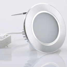 Led Downlights 12W 15W 18W AC 110-240V Dimmable Led Ceiling Down Lights 160 Angle Warm Natural Cool White + Power Drivers