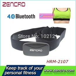 Wholesale Runtastic Wahoo APP Bluetooth Heart Rate Monitor For iPhone BT Heart Rate Belt