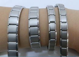 MENS & LADIES TITANIUM MAGNETIC BRACELET SILVER ARTHRITIS HEALTH SPORTS RELIEF