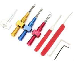 8Pcs 6.0 6.5 7.0 Locksmith Key Lock Pick Tools Set