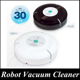 Wholesale Robot vacuum Random Smart Cleaner Automatic Dust Cleaner AUTO CLEANER ROBOT Japan sweeping robot toy automatic sweeper lazy