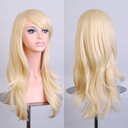 Descuento resistente para el cabello de calor Peluca cosplay ¡Venta caliente !!! 2016 nueva peluca 24