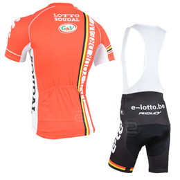 Wholesale-Mens Pro Team Cycling Clothing Road Bike Jersey Set For Men Cycling Jersey