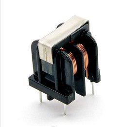 Wholesale-Free Shipping 10PCS UU10.5 uf10.5 common mode inductor filter 15MH wire diameter 0.37MM 10*13