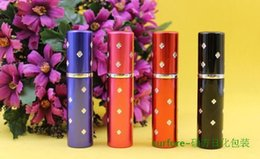 Wholesale Best price ml Travel Refillable Perfume Atomizer empty Perfume bottle fragrance and perfume