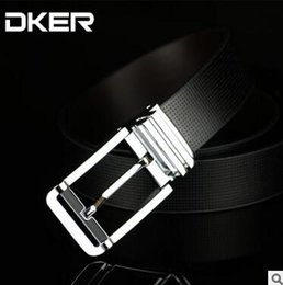 Wholesale 20016 new hip brand buckle l designer belts for men women genuine leather gold cinto belt v Men s