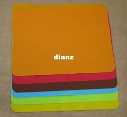 Wholesale New Arrive x30cm Silicone Mats Baking Liner Best Silicone Oven Mat Heat Insulation Pad Bakeware Kid Table Mat