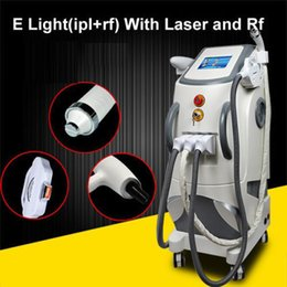 Wholesale rf face body lifting tattoo hair removal beauty IPL equipment
