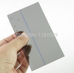 Wholesale-For iPhone 6 4.7inch LCD Polarizer Film Polarization Polaroid Polarized Light Film for iPhone6 4.7'' LCD Screen Filter