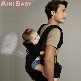 Wholesale Chair Stool Best Quality Organic Cotton Infant Backpack Kid Carrier Baby Sling Baby Carrier Activity Gear Child Chicco Baby Wrap