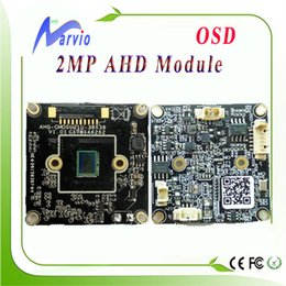 Wholesale 1080P MP Million Pixel AHD Full HD Analogy CCTV camera module board DIY your own security surveillance system