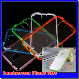 For iPhone 6 6S Plus Ultrathin Transparent Crystal Clear Cover Case For iPhone 4 4S 5 5S Galaxy S6 edge Note Free shipping