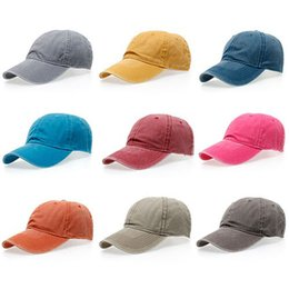 Wholesale 2015 Fast ball cap snap pass Canvas polo Hat Cap baseball cap Washed Combed snapback hat for men and women solid Casual Vintage