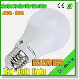 Wholesale dimmable led saving light bulb V bulb A60 Certification CE EMC LVD RoHS led saving light bulb