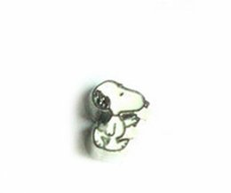 20PCS lot Dog DIY Alloy Floating Locket Charms Fit For Living Magnetic Locket Pendant Fashion Jewelrys