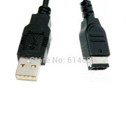 Acheter en ligne Ds gba de-Câble USB Chargeur d'alimentation USB pour Nintendo DS Chargeur NDS GBA Game Boy Advance SP pour sony psp