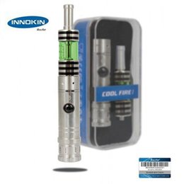 Wholesale Authentic Innokin iTaste Cool Fire Mod with iClear B Clearomizer or iClear s Atomizer Kit Vs Innokin MVP VV EP iTaste SVD