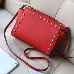 Wholesale 2015 New design crossbody bags for women Fashion bolsos mujer Famous Designers Brand M handbags women bags shoulder tote message bags
