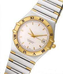 Montre de Luxe Mode veille d'occasion Constellation 1202.30.00 35,3 mm Man Wristwatch pre owned deals à partir de pré en propriété fournisseurs