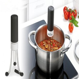 Wholesale Automatic Hands Free Kitchen Robo Food Sauce Auto Stirrer Blender Cooking Kitchen Tool Home Appliances