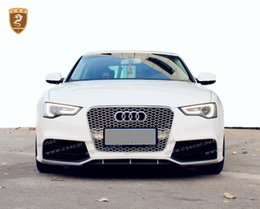 Wholesale Front bumper for Audi A5 RS5 auto front bumper body kits for cars