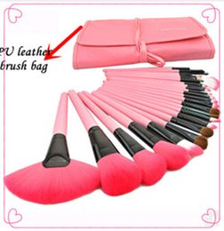 Wholesale Hot makeup brushes pink Brushes makeup Tool kits affordable complete products