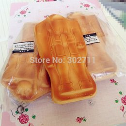 Wholesale 14cm jumbo Transformers squishy phone charm bag charm wrist pad with original package